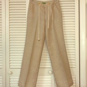 Lilly Pulitzer Pants - Lilly Pulitzer Linen Pants